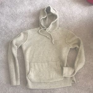 American Eagle Outfitters Sweaters - American eagle cable knit S hoodie sweater!